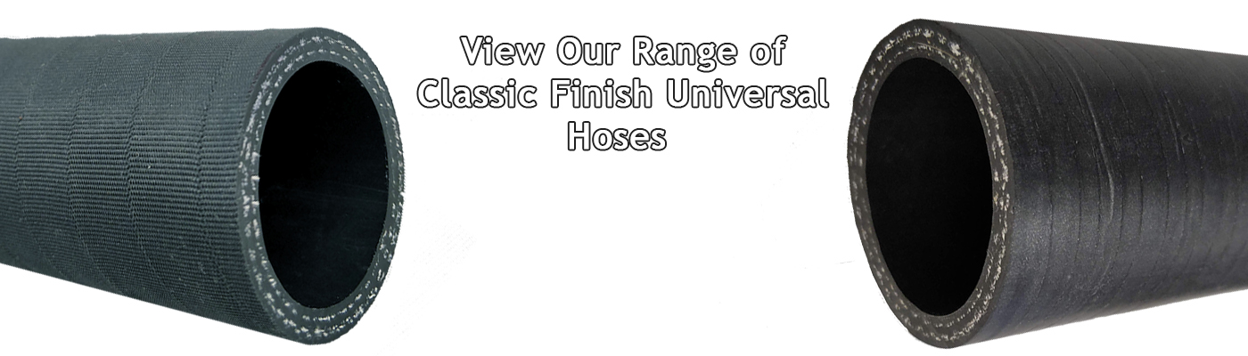 Classic Finish Universal Silicone Hoses