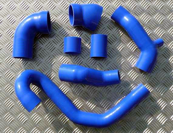 Astra H MK5 VXR / Zafira B VXR Boost Silicone Hoses Kit With D/V Connector