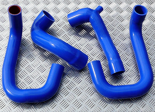 Corsa VXR 1.6 Turbo Boost Silicone Hoses Kit With D/V Connection