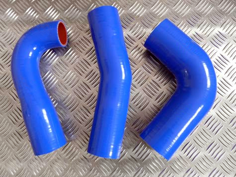 Sierra Cosworth 2WD T34 Boost Silicone Hoses Kit